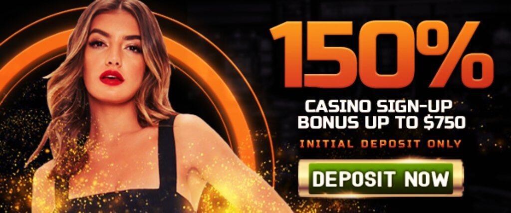 Mybookie Welcome Casino Bonus