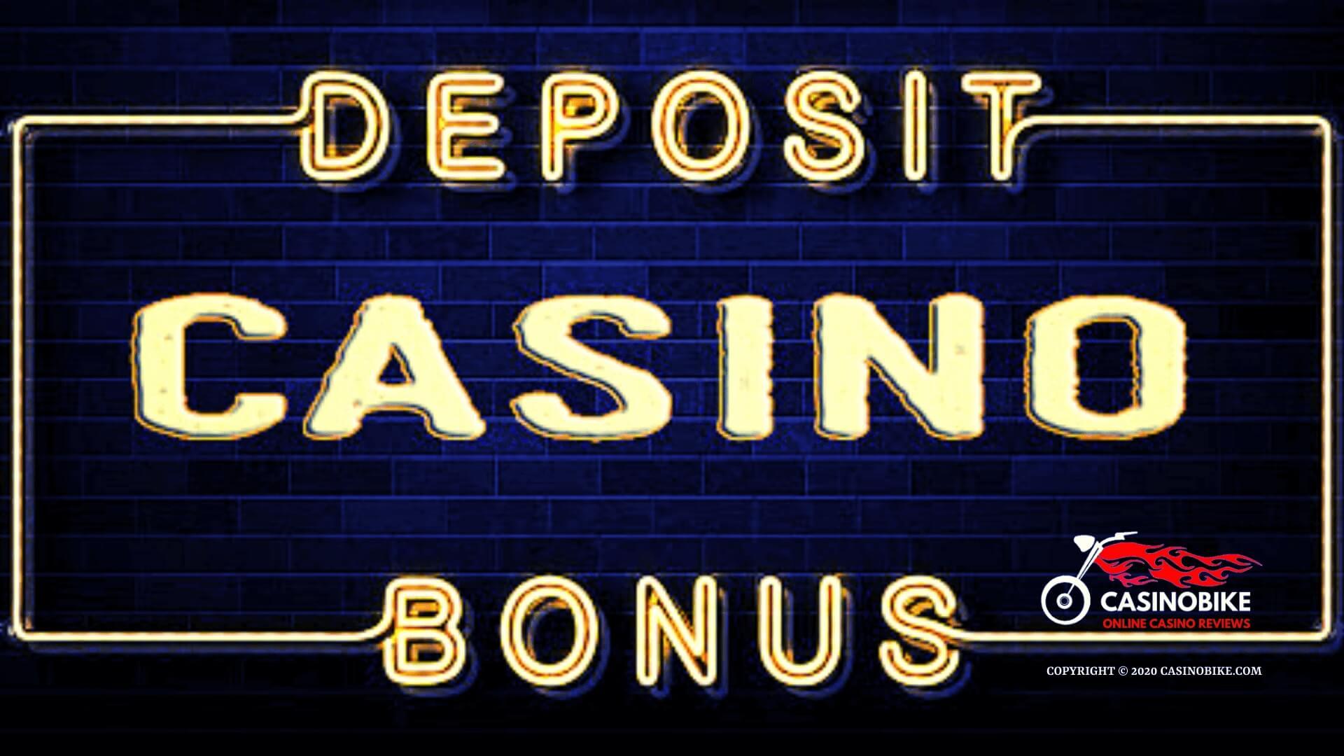 Best Online Casino Deposit Bonuses