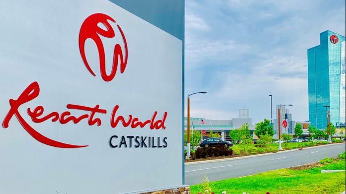 Resorts World Catskills details reopening strategies