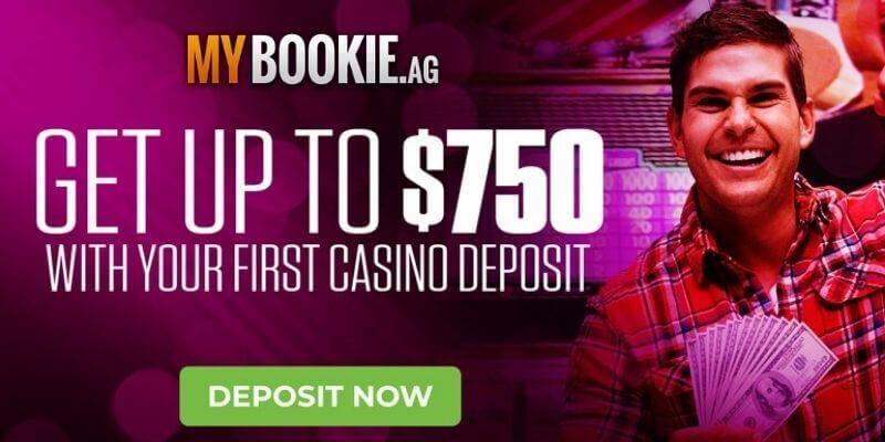 Mybookie Casino Welcome Bonus