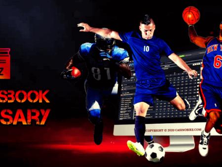 Sportsbook Glossary