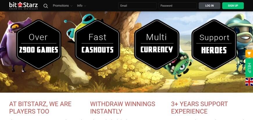 BitStarz Casino About Us