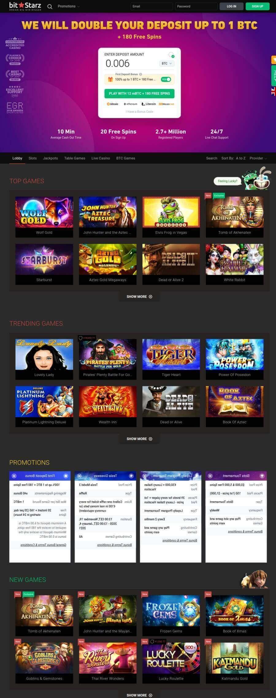 bitstarz casino review 2020
