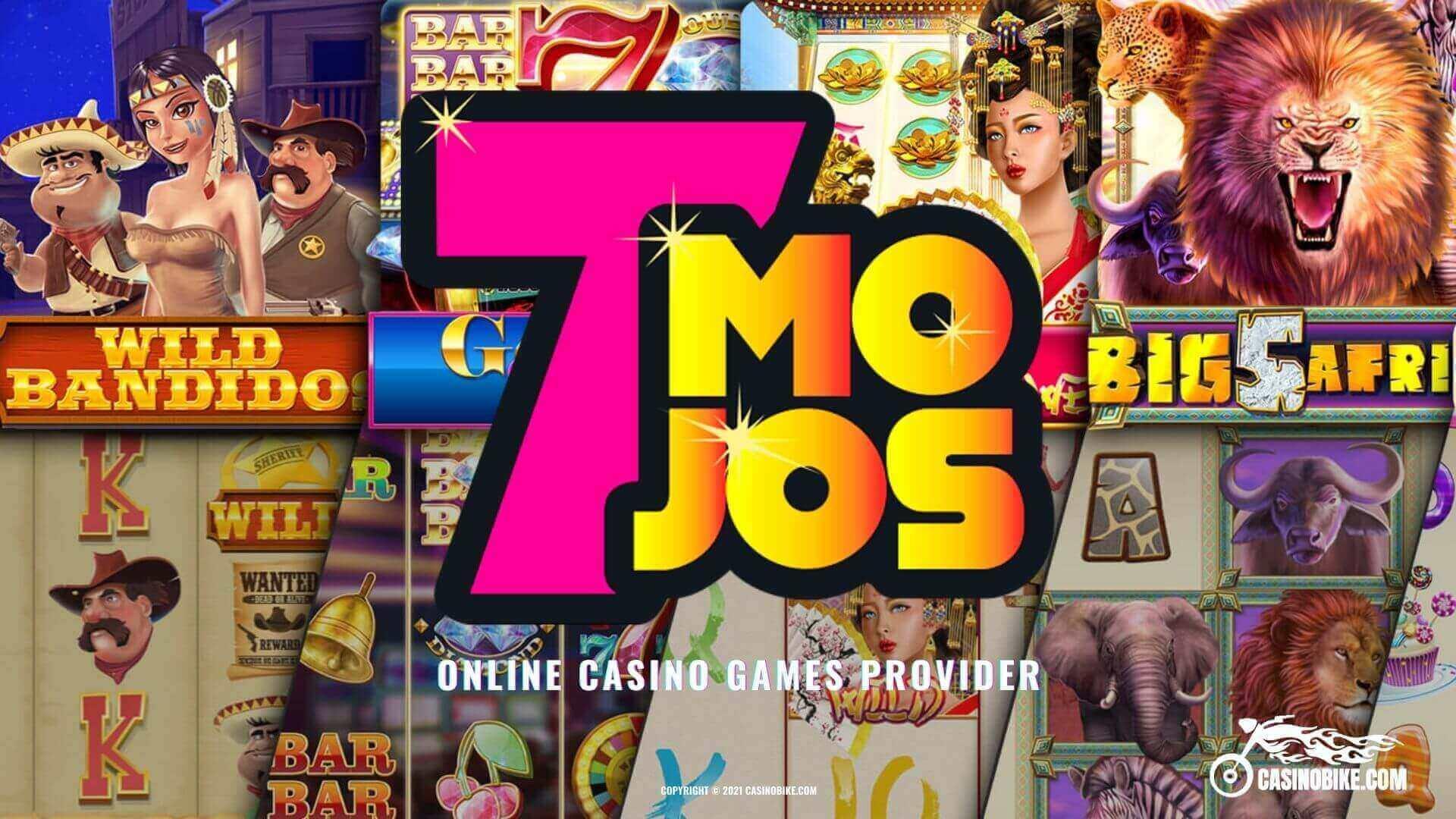 7Mojos Slots Provider Review