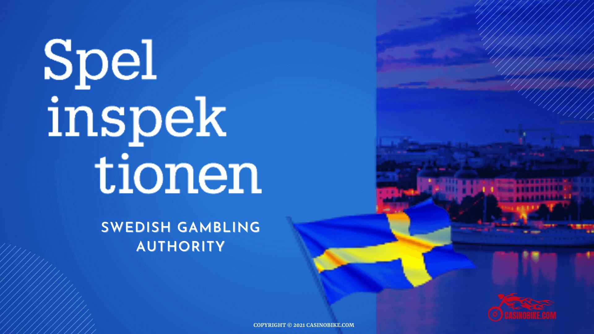 Swedish Gambling Authority Spelinspektionen