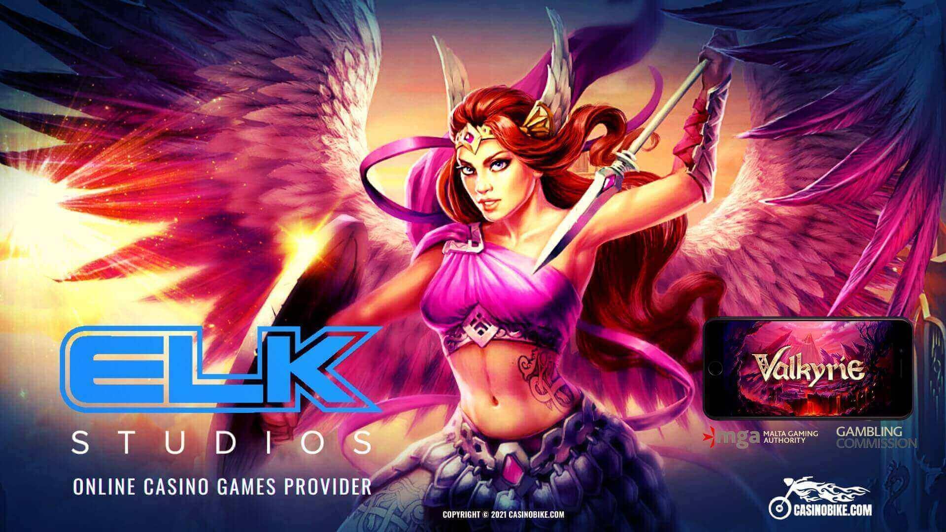 Elk Studios Casino Games Provider Review