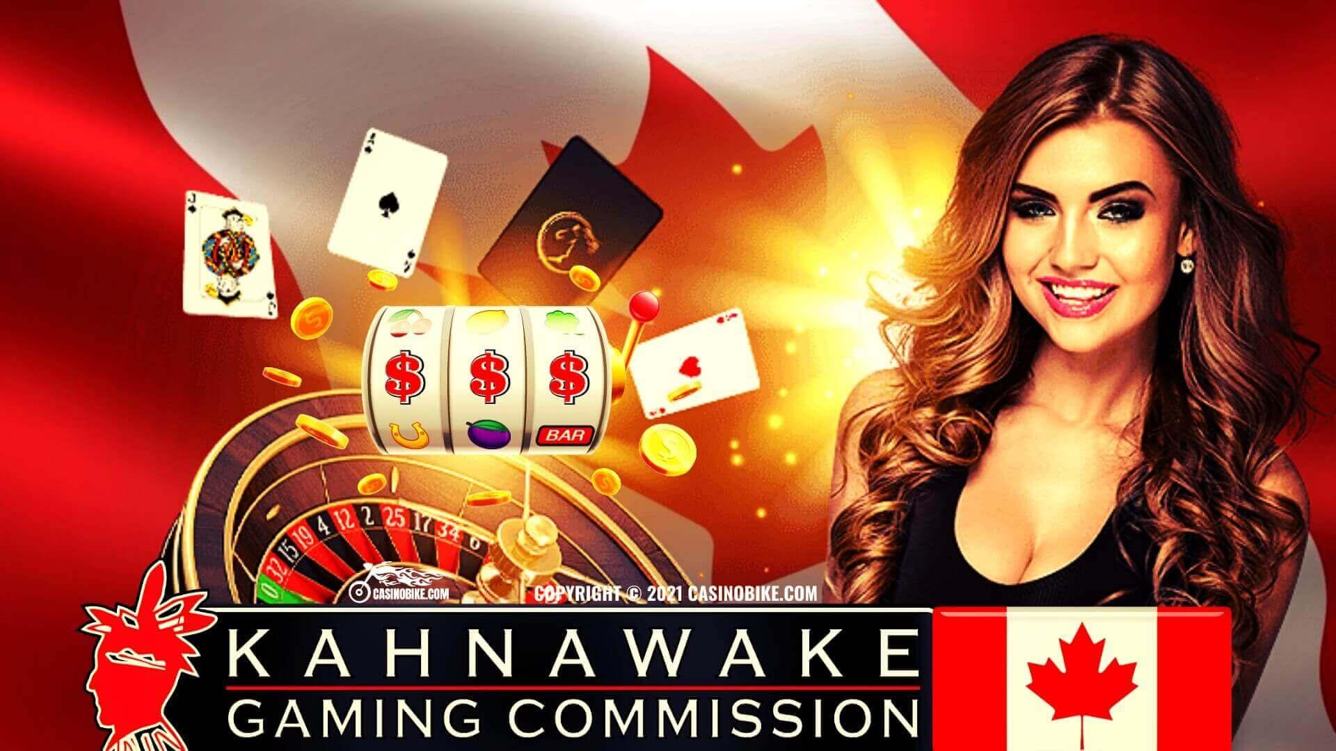 Best Kahnawake Gaming Commission Licensed Online Casinos