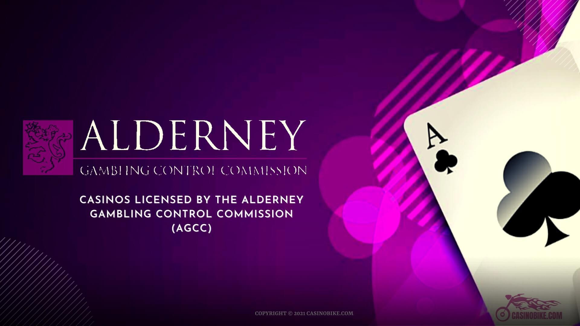 Online Casinos Licensed by Alderney Gambling Control Commission