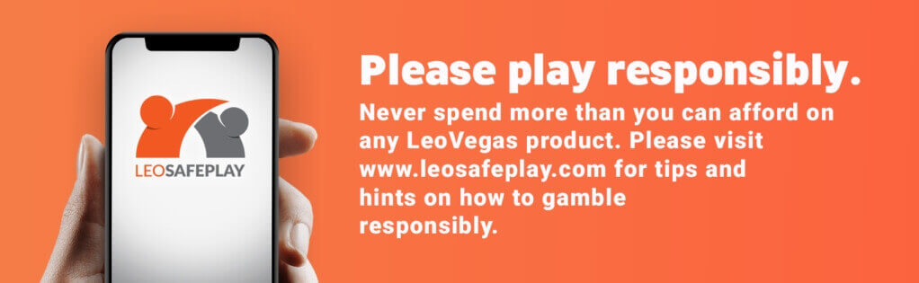 LeoVegas Casino Responsible Gaming