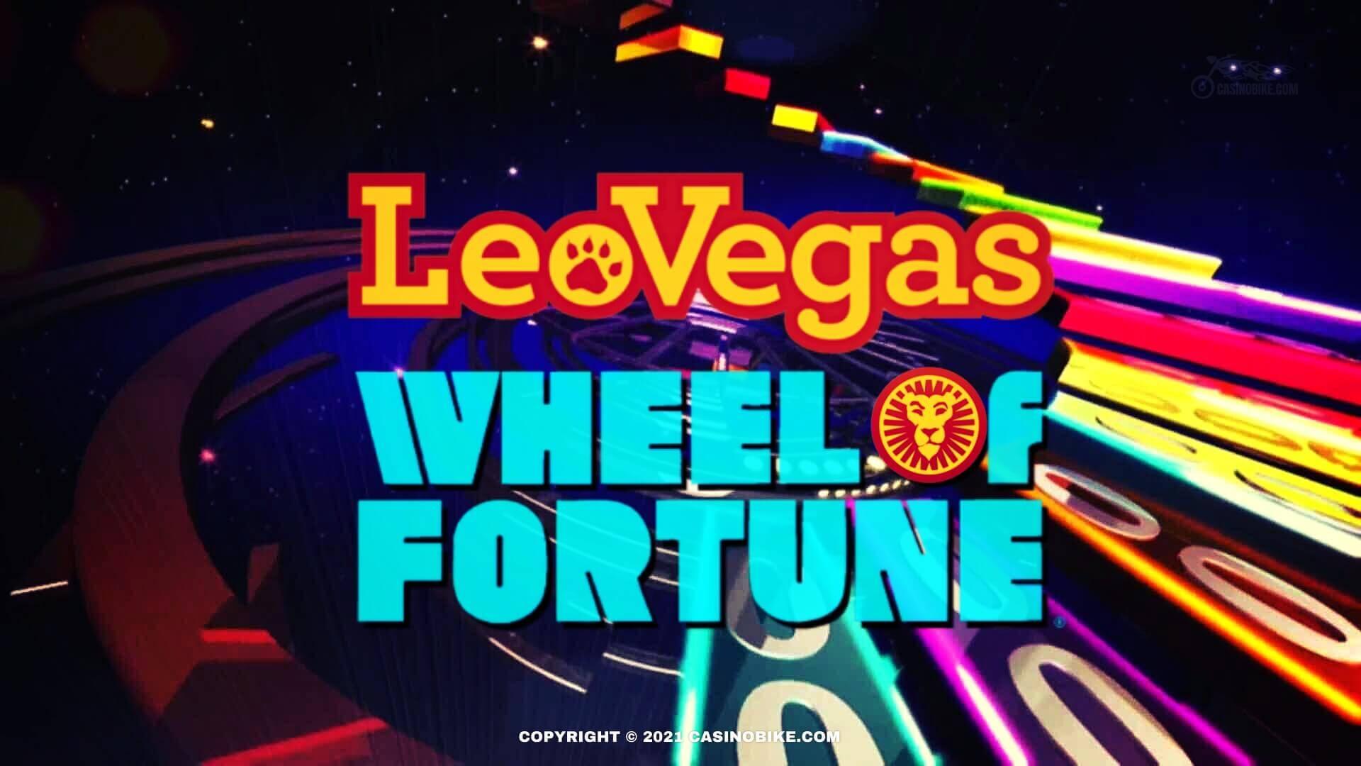 LeoVegas Casino Wheel of Fortune