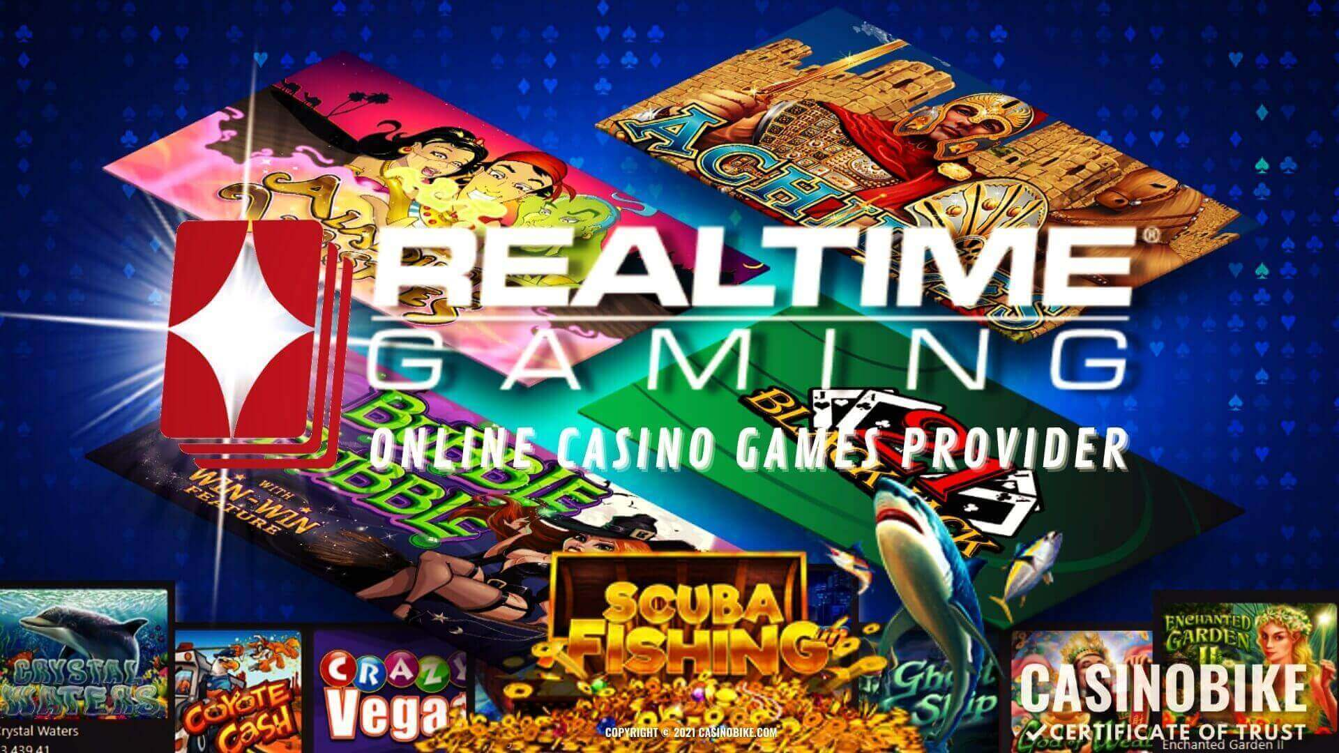 Realtime Gaming Free Casino Slots