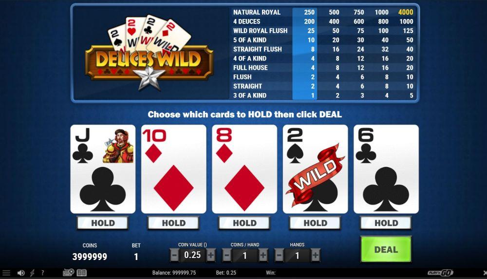 online video poker at the best usa online casinos