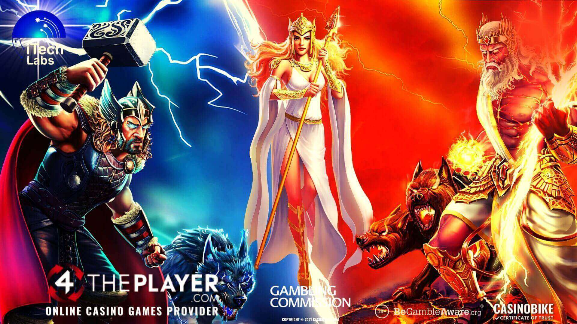 4ThePlayer Online Casino Games Provider