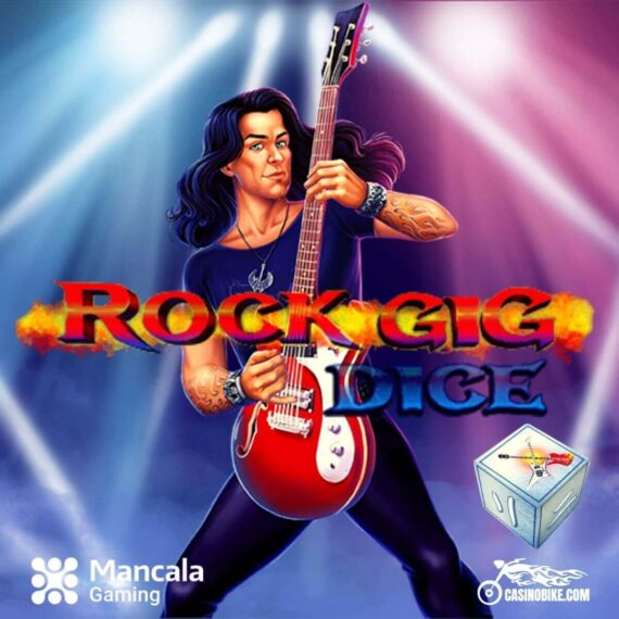 Rock Gig Dice