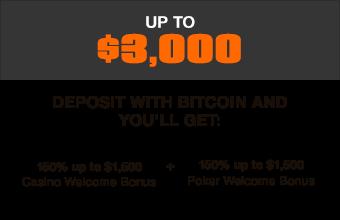Ignition Casino Welcome Bonus $3000