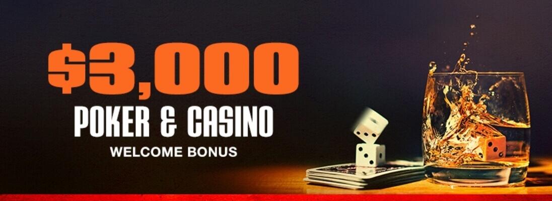 Ignition Poker & Casino Welcome Bonus