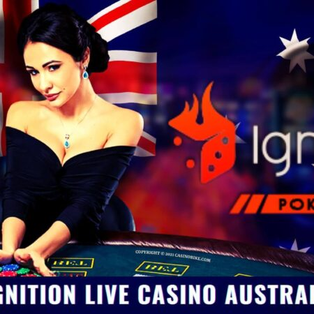 Ignition Live Casino Australia