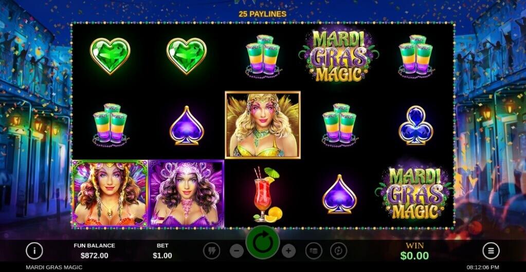 Mardi Gras Magic Slot by RTG Review