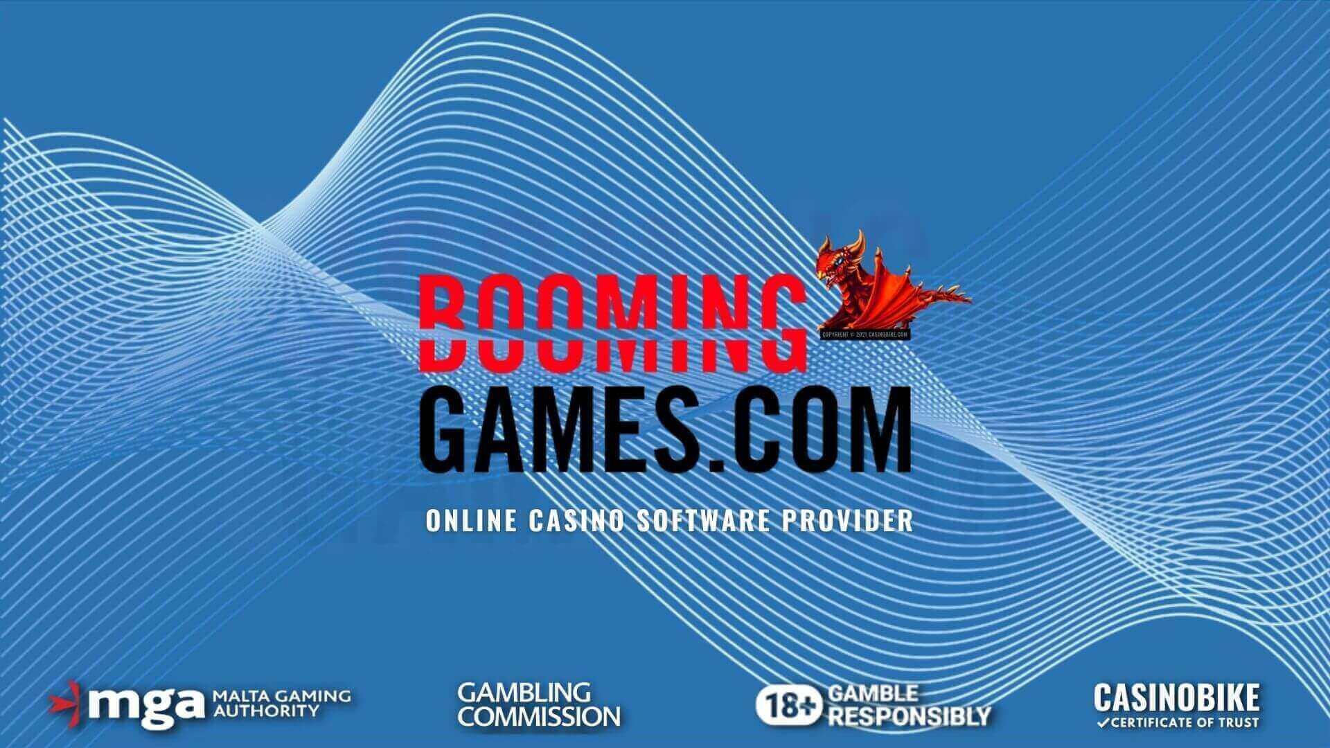 Booming Games Casino Software Provider
