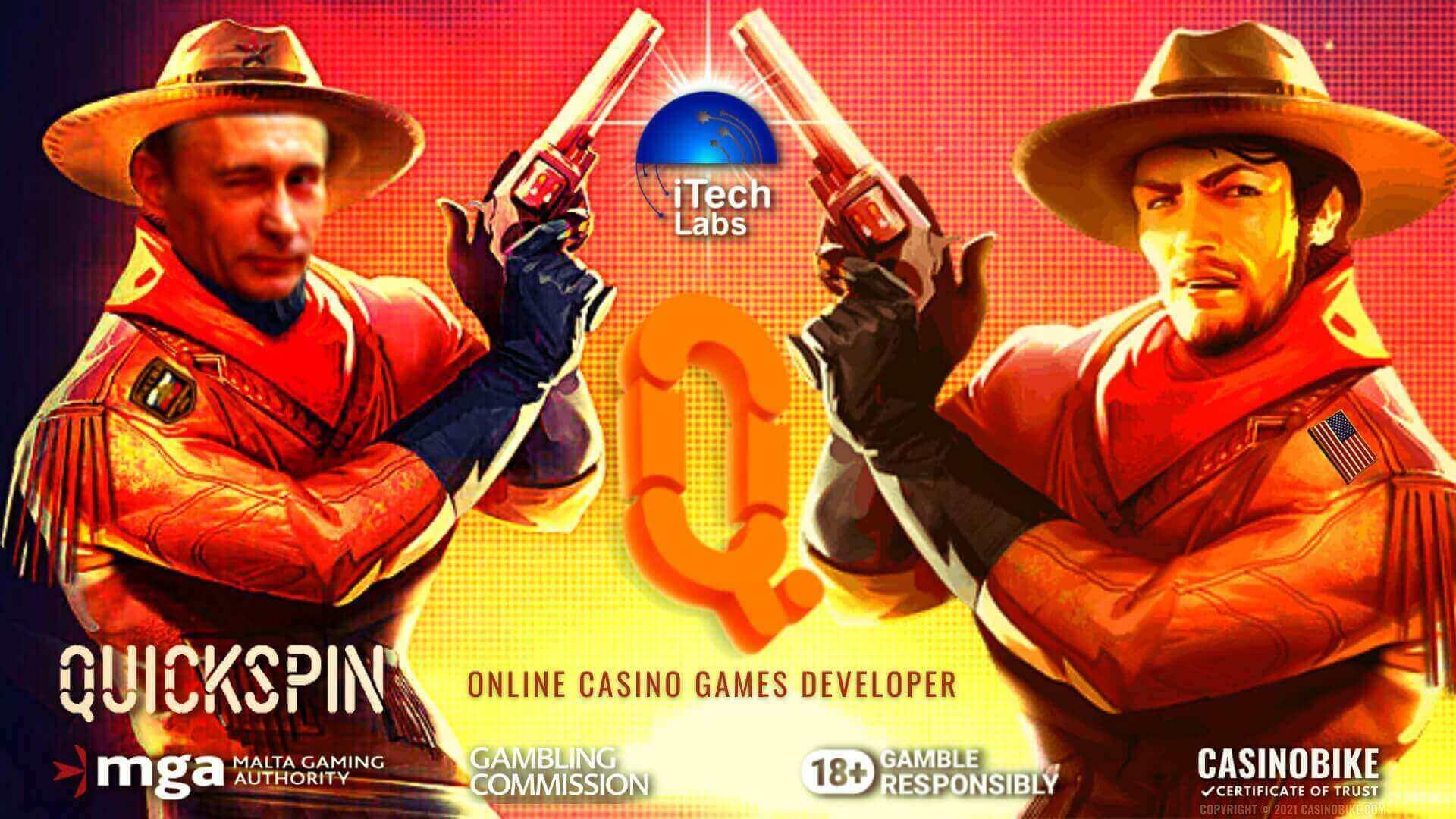 Quickspin Online Casino Games Developer