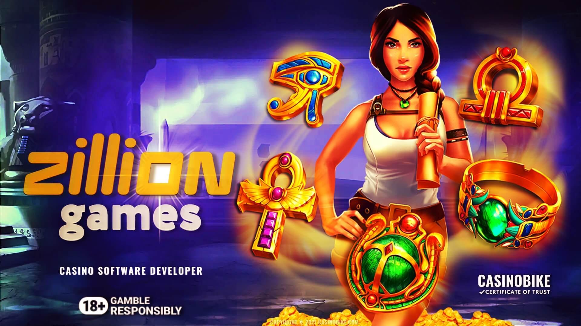 Zillion Games Online Casino Software Developer
