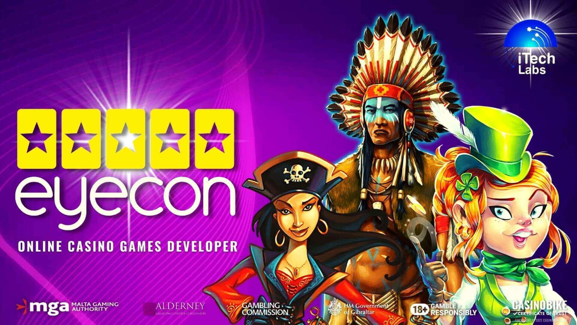 Eyecon Gaming Online Casino Games Developer