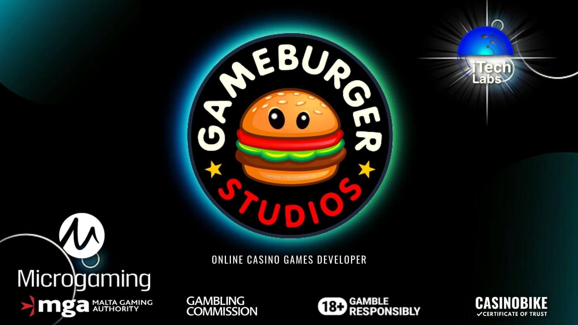 Gameburger Studios Online Casino Games Developer
