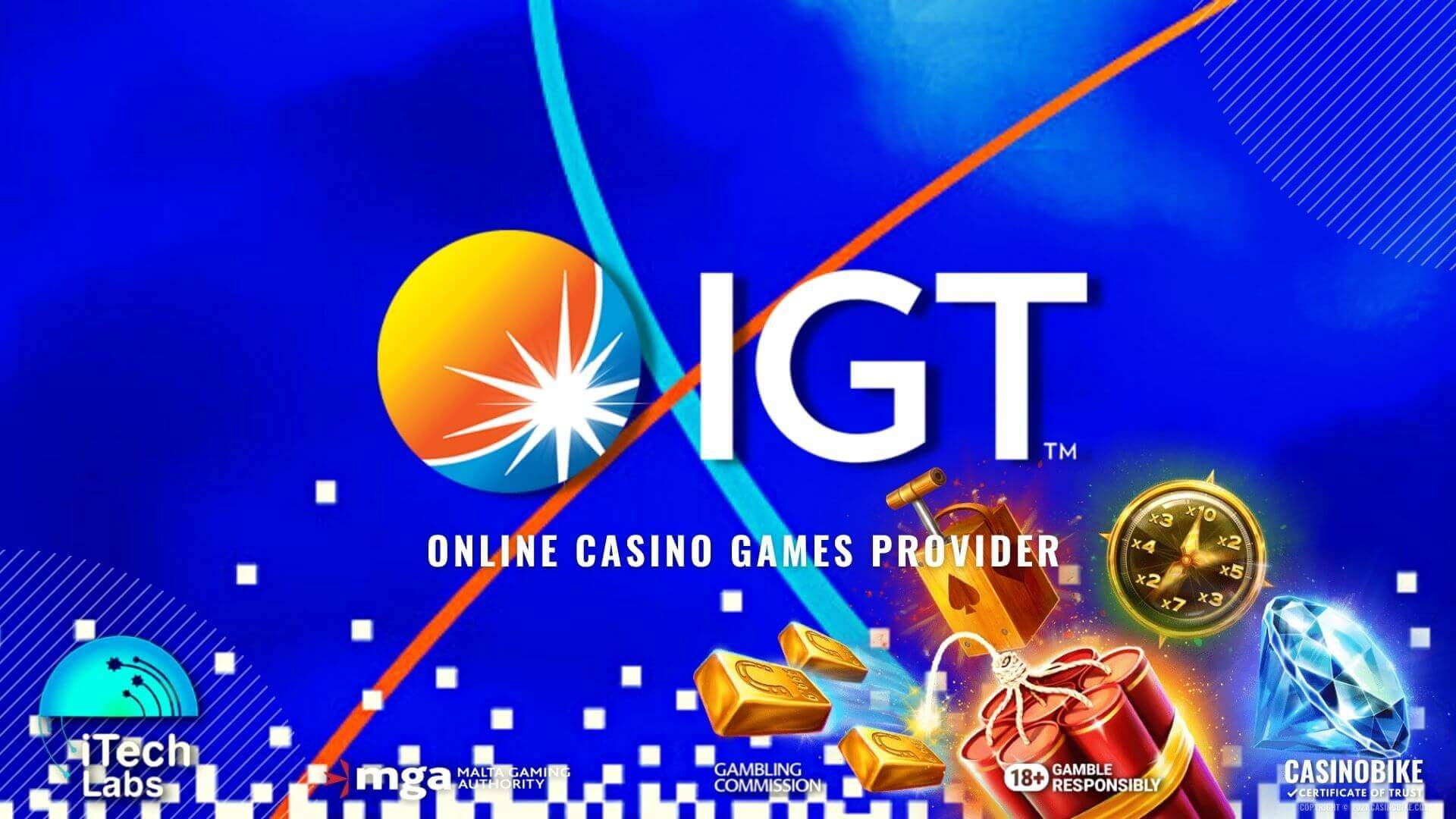 IGT Online Casino Software Provider