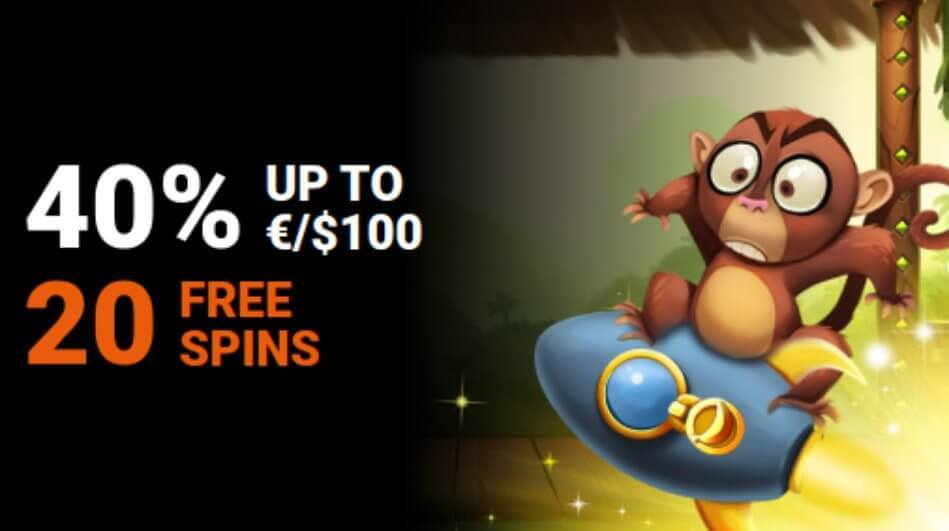 LevelUp Casino Reload Bonus Breezy