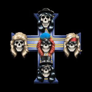 Guns N' Roses Slot Destruction Symbol