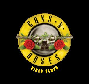 Guns N' Roses Video Slot Logo