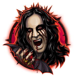 Ozzy Osbourne Slot Symbol