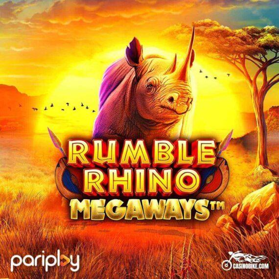 Rumble Rhino Megaways