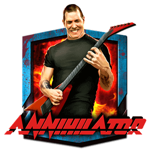 Annihilator Slot Logo
