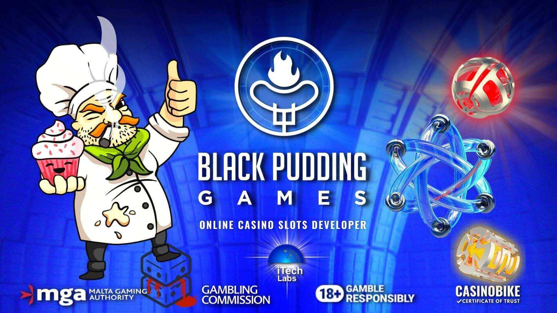 Black Pudding Games Online Casino Slots Developer
