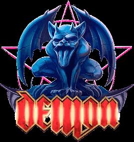 Demon Slot by Play'n GO Logo