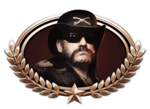 Motorhead Slot Lemmy Kilmister Symbol