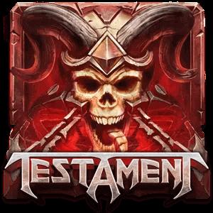 Testament Slot Logo